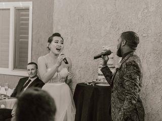 The wedding of Gene and Rena 3