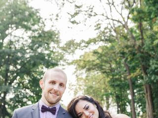 Nicole and Louis's Wedding in Howell, Michigan 23