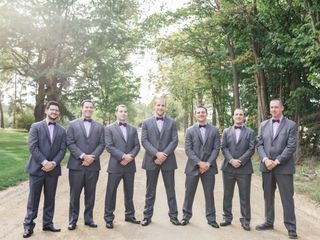 Nicole and Louis's Wedding in Howell, Michigan 6