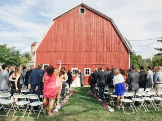 Nicole and Louis's Wedding in Howell, Michigan 11