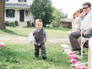 Nicole and Louis's Wedding in Howell, Michigan 9
