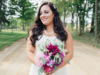 Nicole and Louis's Wedding in Howell, Michigan 5