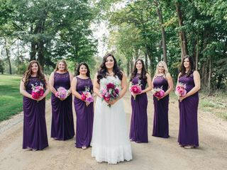 Nicole and Louis's Wedding in Howell, Michigan 7