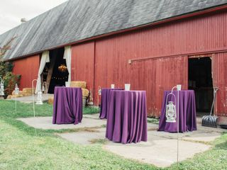 Nicole and Louis's Wedding in Howell, Michigan 12