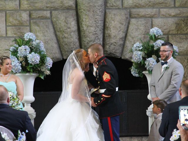 The wedding of Alex and John