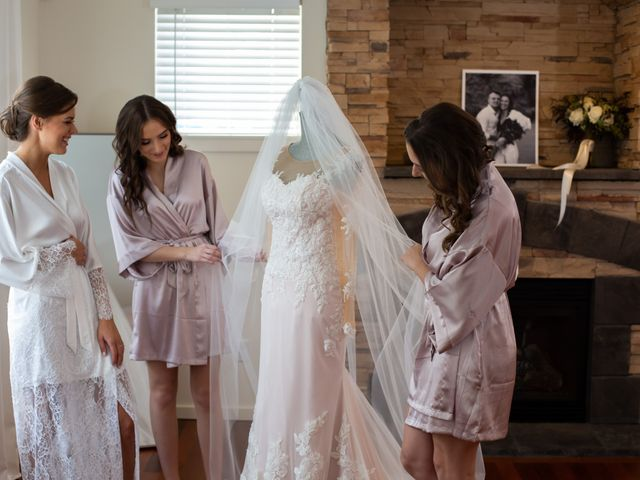 Dianna and Alex's Wedding in Seattle, Washington 7
