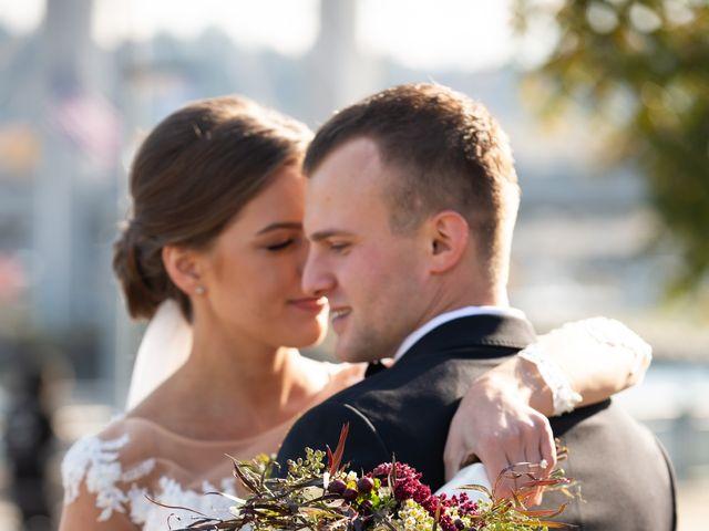 Dianna and Alex's Wedding in Seattle, Washington 20