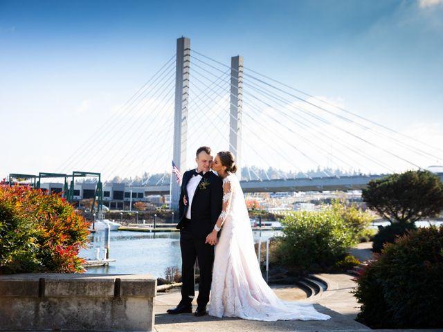 Dianna and Alex's Wedding in Seattle, Washington 22