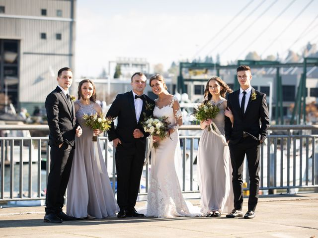 Dianna and Alex's Wedding in Seattle, Washington 24