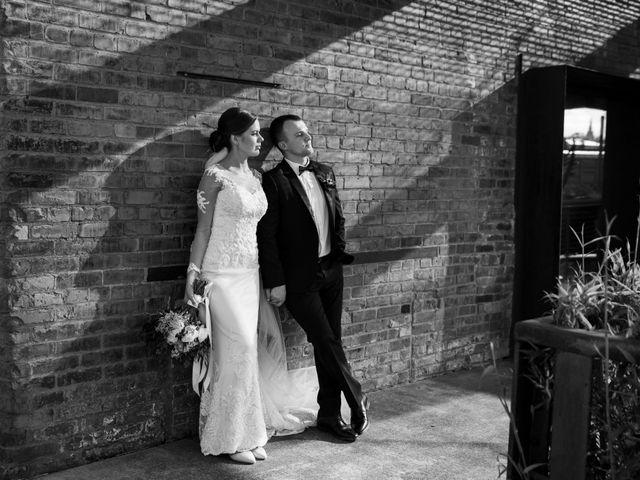 Dianna and Alex's Wedding in Seattle, Washington 33