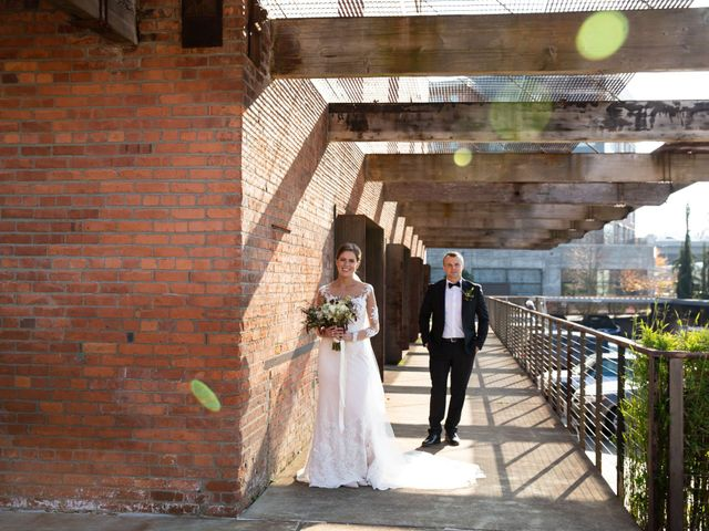 Dianna and Alex's Wedding in Seattle, Washington 36