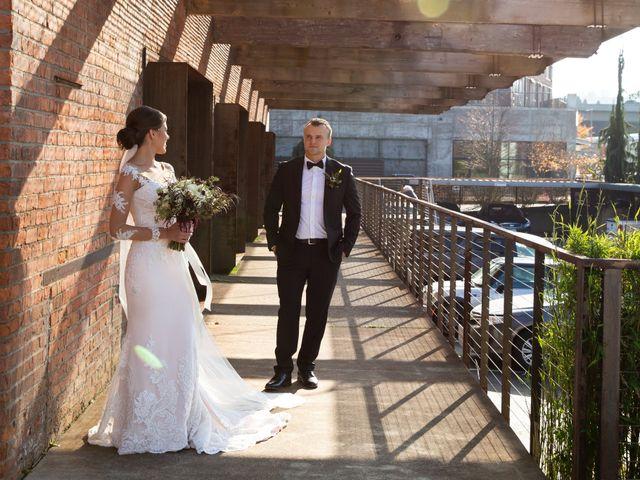 Dianna and Alex's Wedding in Seattle, Washington 38