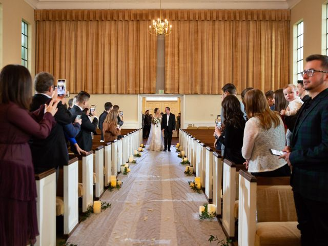 Dianna and Alex's Wedding in Seattle, Washington 42