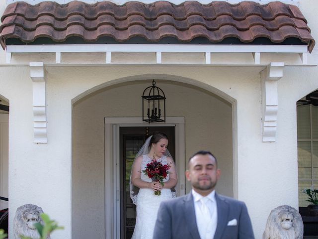 Leo and Melissa's Wedding in Fort Myers, Florida 1