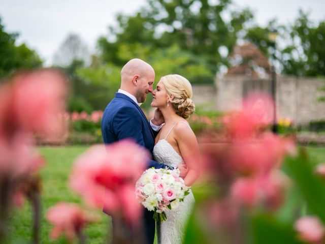 Kevin and Brittany's Wedding in Kansas City, Missouri 1