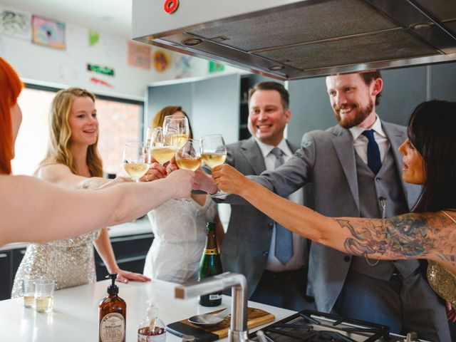Andrew and Lizzie's Wedding in Denver, Colorado 5