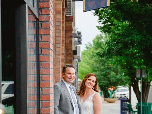Andrew and Lizzie's Wedding in Denver, Colorado 21