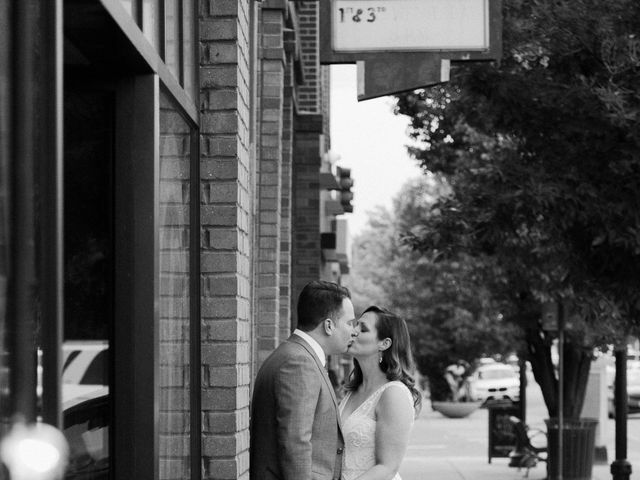 Andrew and Lizzie's Wedding in Denver, Colorado 22