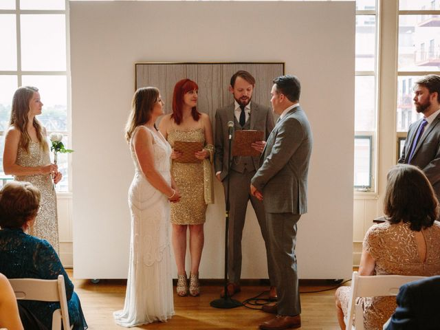 Andrew and Lizzie's Wedding in Denver, Colorado 24