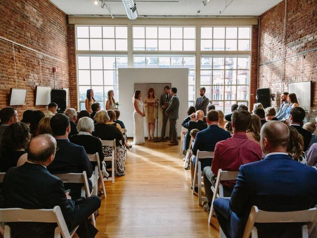 Andrew and Lizzie's Wedding in Denver, Colorado 25