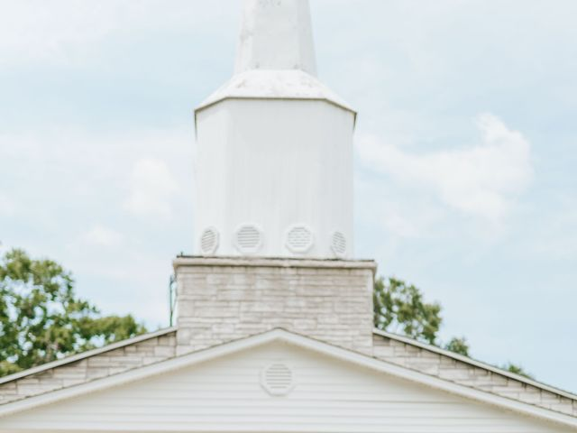 Jack and Lydia's Wedding in Tallahassee, Florida 11