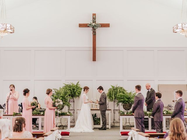Jack and Lydia's Wedding in Tallahassee, Florida 21