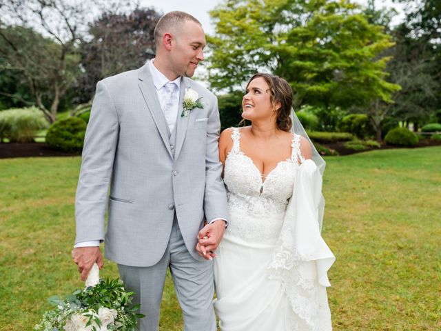 The wedding of Lauren and Mike