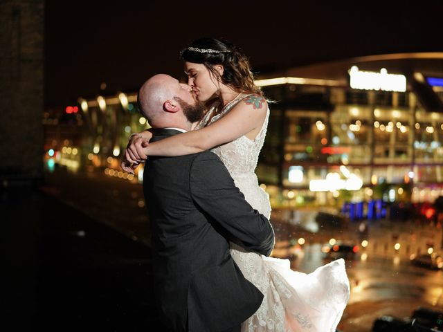 Quinn and Kaitlyn's Wedding in Milwaukee, Wisconsin 5
