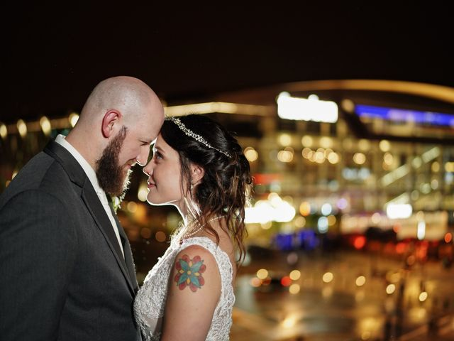 Quinn and Kaitlyn's Wedding in Milwaukee, Wisconsin 8