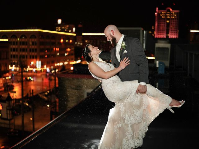 Quinn and Kaitlyn's Wedding in Milwaukee, Wisconsin 11