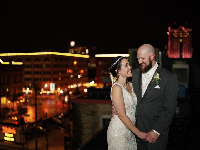 Quinn and Kaitlyn's Wedding in Milwaukee, Wisconsin 12