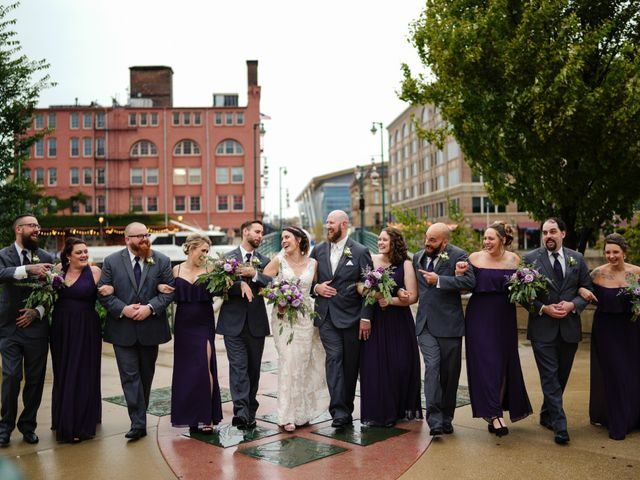 Quinn and Kaitlyn's Wedding in Milwaukee, Wisconsin 39