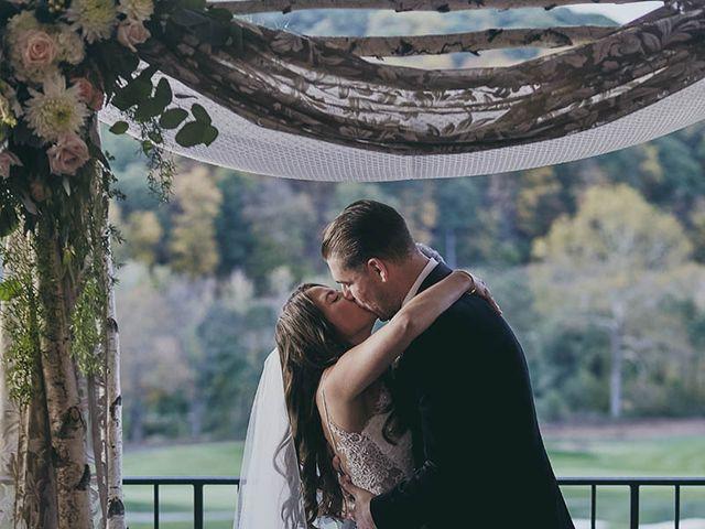 Jordan and Nikki's Wedding in New York, New York 11