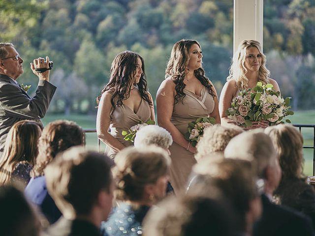 Jordan and Nikki's Wedding in New York, New York 15