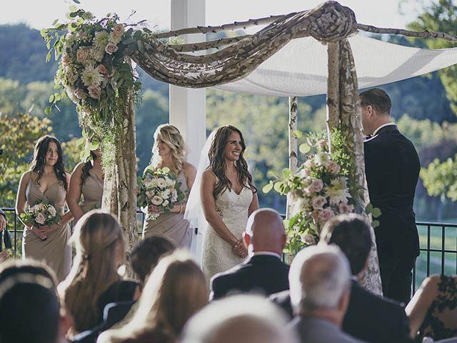 Jordan and Nikki's Wedding in New York, New York 17