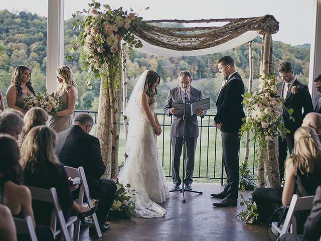 Jordan and Nikki's Wedding in New York, New York 18