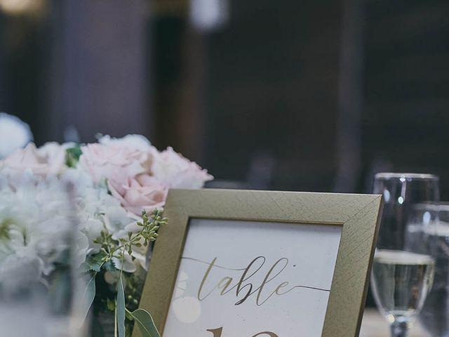 Jordan and Nikki's Wedding in New York, New York 27