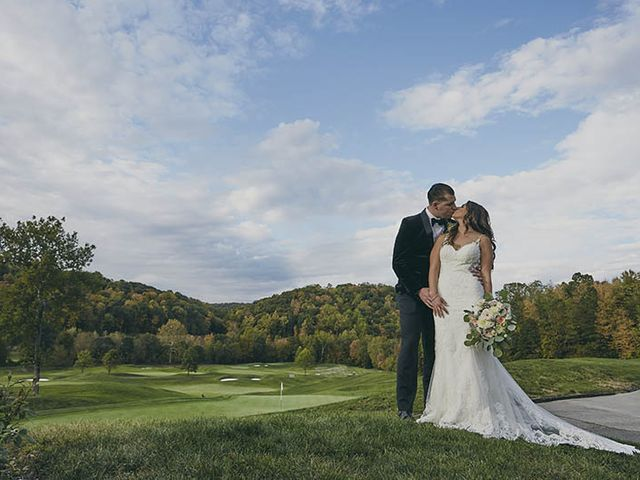 Jordan and Nikki's Wedding in New York, New York 1