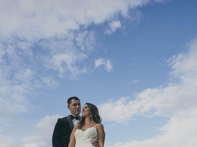 Jordan and Nikki's Wedding in New York, New York 29