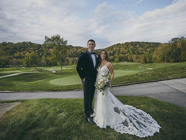Jordan and Nikki's Wedding in New York, New York 31