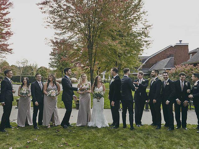 Jordan and Nikki's Wedding in New York, New York 33