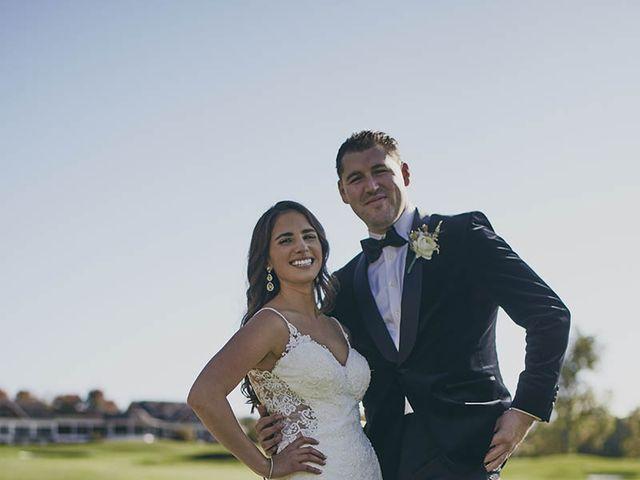 Jordan and Nikki's Wedding in New York, New York 36