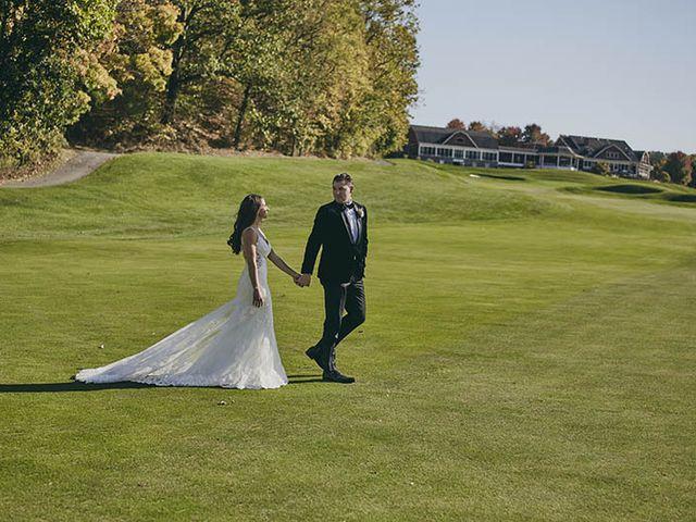 Jordan and Nikki's Wedding in New York, New York 37