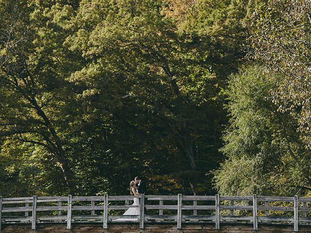 Jordan and Nikki's Wedding in New York, New York 45