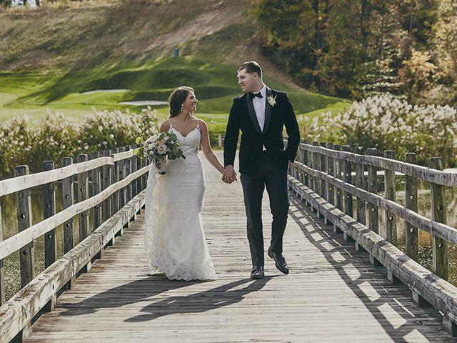 Jordan and Nikki's Wedding in New York, New York 46
