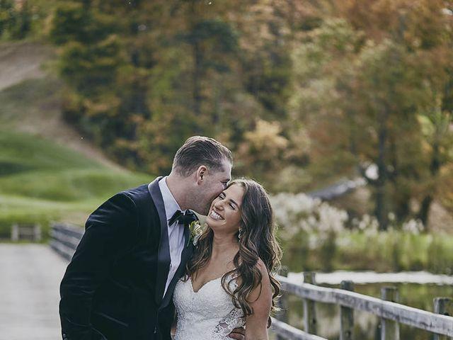 Jordan and Nikki's Wedding in New York, New York 48