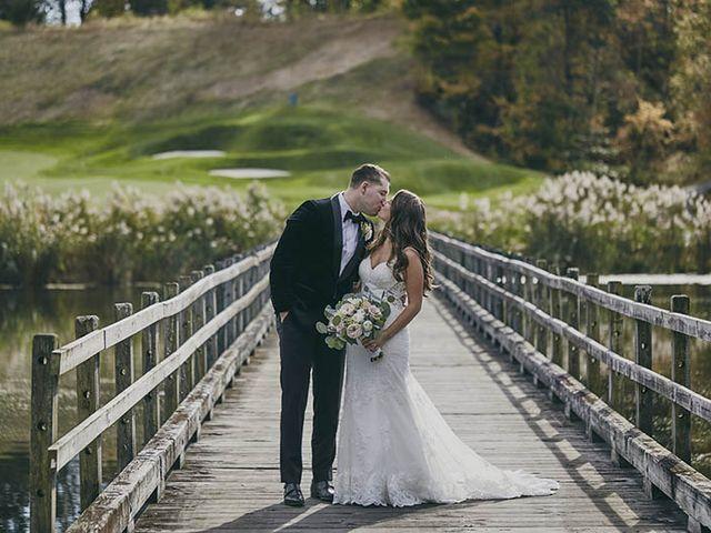 Jordan and Nikki's Wedding in New York, New York 49