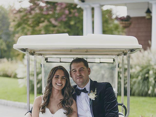 Jordan and Nikki's Wedding in New York, New York 50