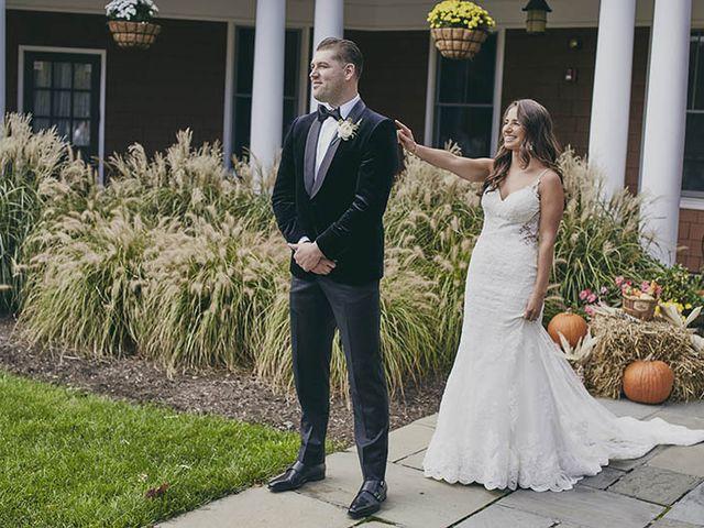 Jordan and Nikki's Wedding in New York, New York 53
