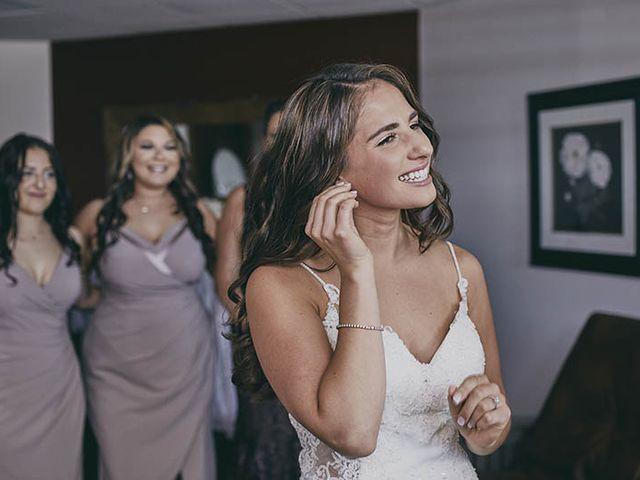 Jordan and Nikki's Wedding in New York, New York 57